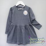 Платье (фактурная ткань)
