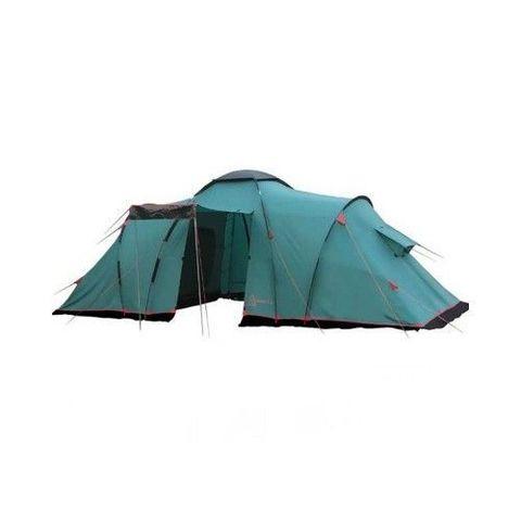 Кемпинговая палатка Tramp Brest 6 (V2) (зеленый)