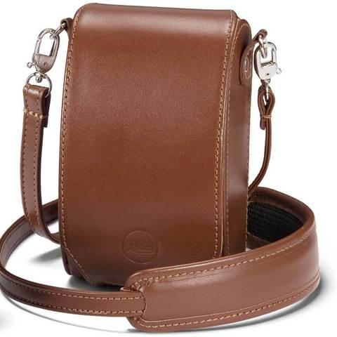 Leica Leather CASE V-LUX 30 темно-коричневый