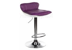 Барный стул Домус (Domus) фиолетовый