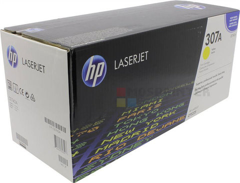 HP CE742A