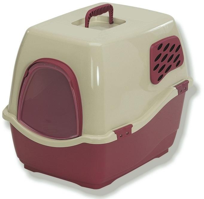 Туалеты, лотки Marchioro био-туалет BILL 1F  50х40х42h см коричнево-бежевый f6da5092-7238-11e0-c89e-001517e97967.jpg