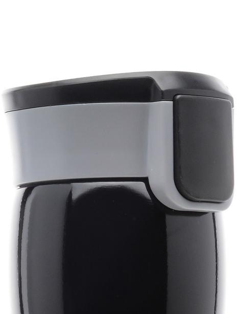 Термокружка Corsa 470 мл, черная - 2