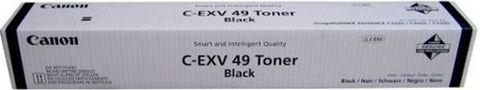 Тонер-картридж Canon C-EXV49 black для Canon iR ADV C3320, C3320i, C3325i, C3330i, C3520i, C3525i, C3530i. Ресурс 36 000 стр. 8524B002