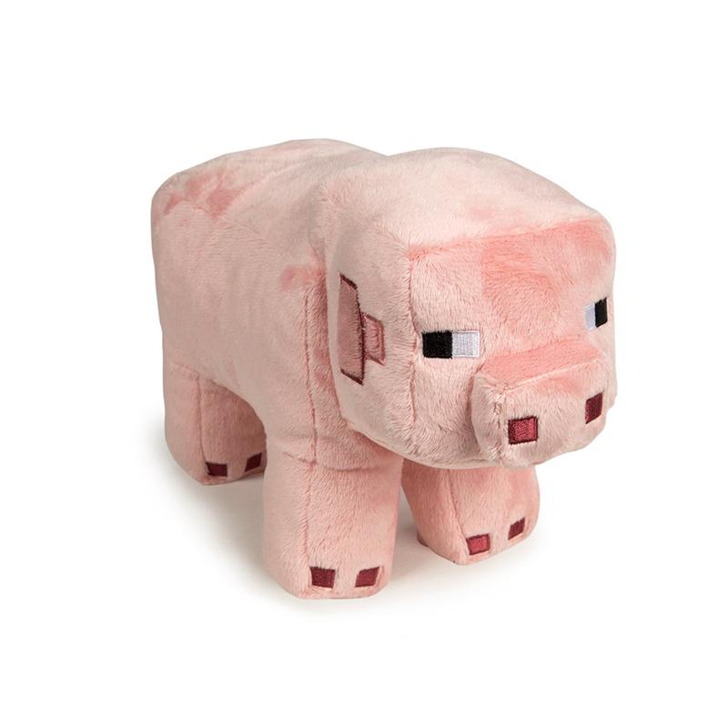 Плюшевая Свинка Майнкрафт (Minecraft Pig)