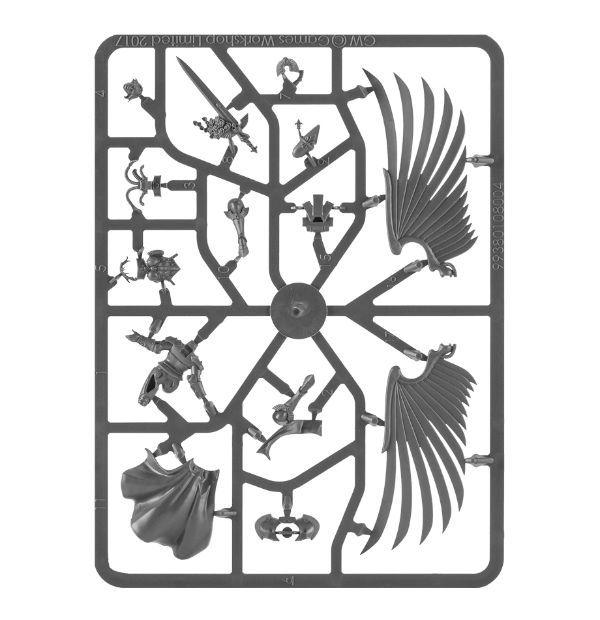 Triumvirate of the Imperium. Литник
