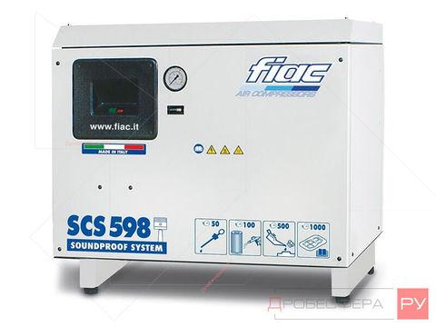 Поршневой компрессор FIAC SCS 958