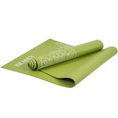 Коврик для йоги с рисунком
