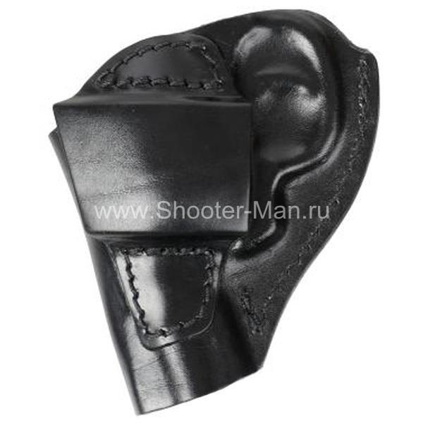 Кобура поясная для револьвера Taurus LOM-13 ( модель № 7 ) Стич Профи фото
