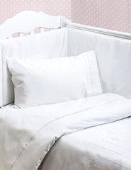 Бампер для детской кроватки 390х45 Bovi Тюльпан