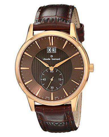 Купить мужские наручные часы Claude Bernard 64005 37R BRIR по доступной цене