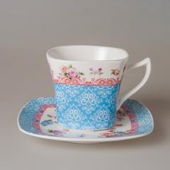 Набор чайный (1 чашка +1 блюдце) 220мл 0030102