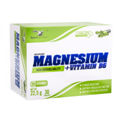 SD Magnesium + Vitamin B6 (30 caps.)