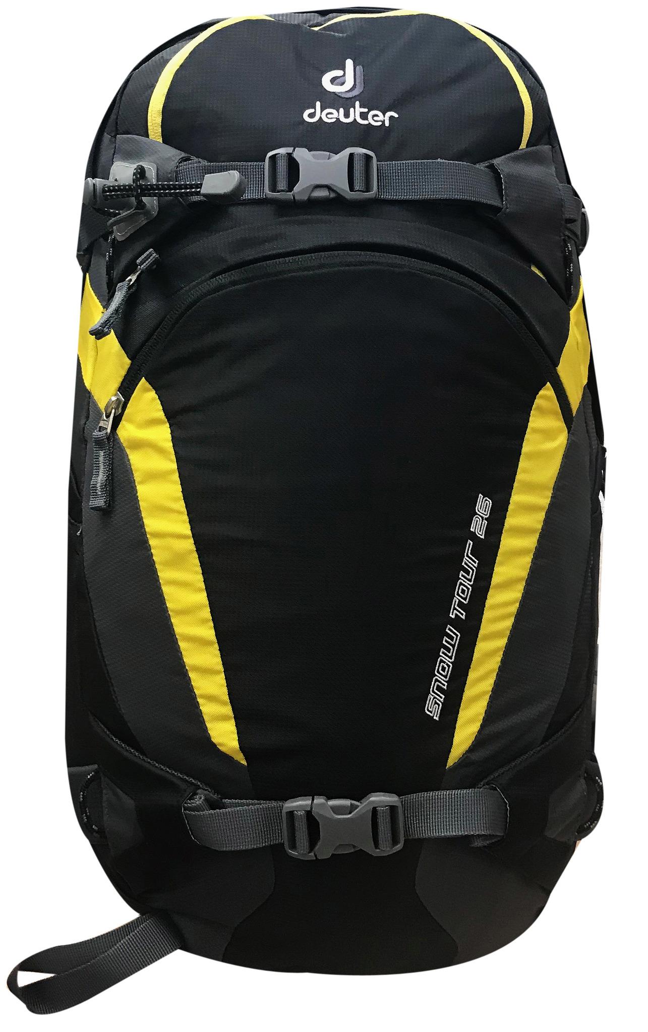 Рюкзаки для фрирайда Рюкзак сноубордический Deuter SnowTour 26 snowtour_II.jpg