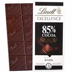 Lindt Excellence Dark Supreme Noir 85% Cocoa, 100g