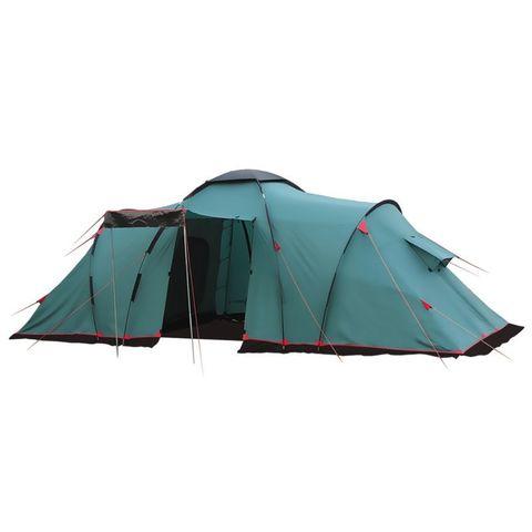 Кемпинговая палатка Tramp Brest 9 (V2) (зеленый)