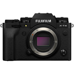 Цифровой беззеркальный фотоаппарат FUJIFILM X-T4 Kit 16-80mm