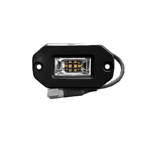 Светодиодная LED фара врезная панорамного света 10 Вт Аврора