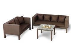 Комплект плетеной мебели Вермонт №2