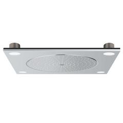 Душ потолочный встраиваемый 50,8х50,8 см с подсветкой Grohe F-digital Deluxe 27865000 фото