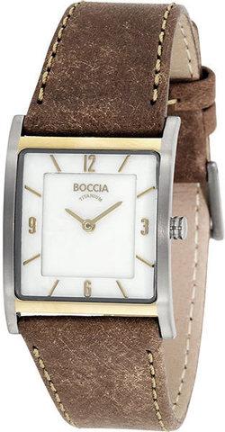 Купить Женские наручные часы Boccia Titanium 3210-02 по доступной цене