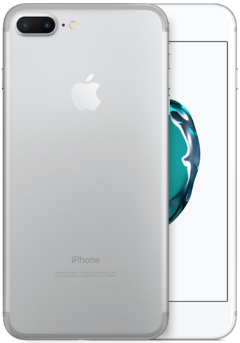 iPhone 7 Plus Android Silver (MTK6582)