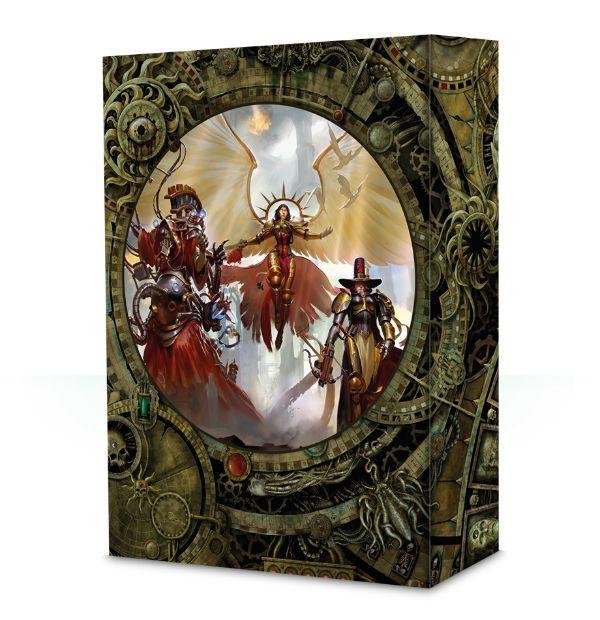 Triumvirate of the Imperium. Коробка без суперобложки