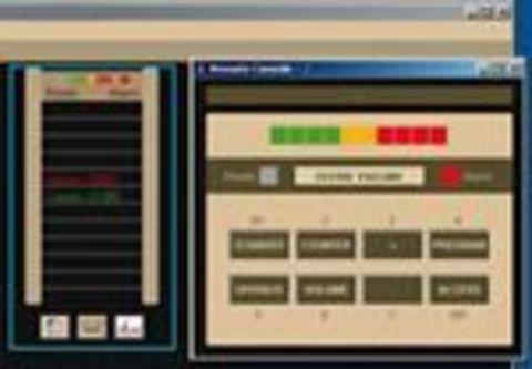 Модуль компьютерного интерфейса CMA для Garrett PD-6500i/CS-5000/MT-5500