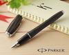 Купить Перьевая ручка Parker S0911480 Urban Premium F204, цвет: Ebony Metal Chiselled, перо: F по доступной цене