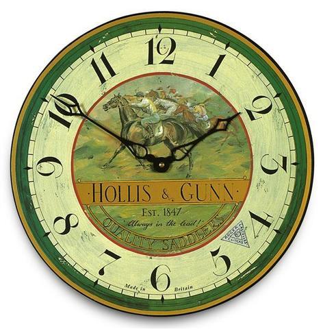 Настенные часы Roger Lascelles PUB/RACES