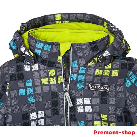 Демисезонный комплект Premont Лонг Дарк S18245 для мальчиков