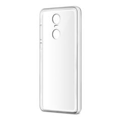 Прозрачный чехол-накладка Xiaomi Redmi Note 4X