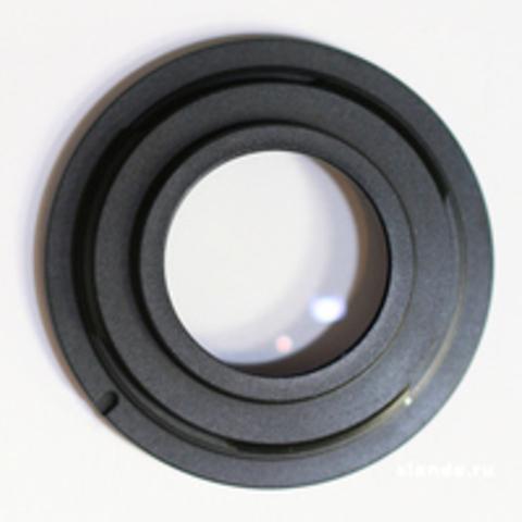 Адаптер Nikon M42 с компенсационной линзой