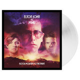 Elton John Vs PNAU / Good Morning To The Night (Clear Vinyl)(LP)