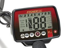 Металлоискатель Fisher F44 Bundle (моно)