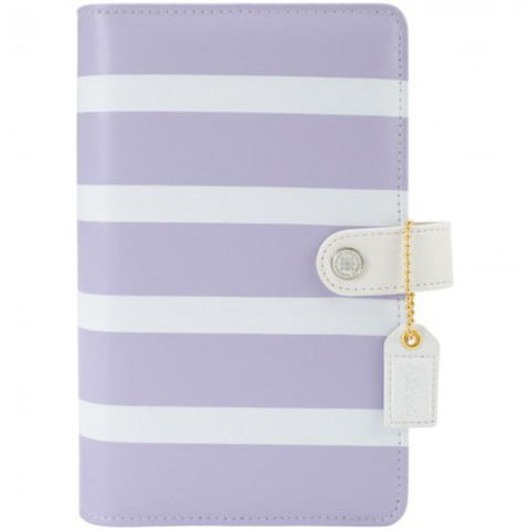 Планер PERSONAL PLANNER Binder: Lavender/White by Websters Pages (БЕЗ внутреннего наполнения)
