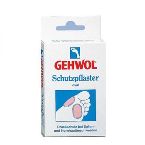 Gehwol Schutzpflaster Oval - Овальный защитный пластырь