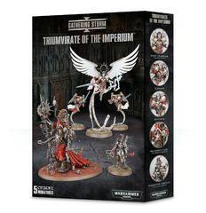 Triumvirate of the Imperium. Коробка