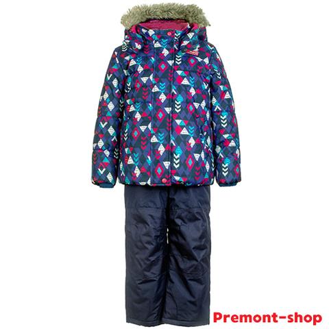 Зимний комплект Premont Воды Маккензи WP81216 Purple