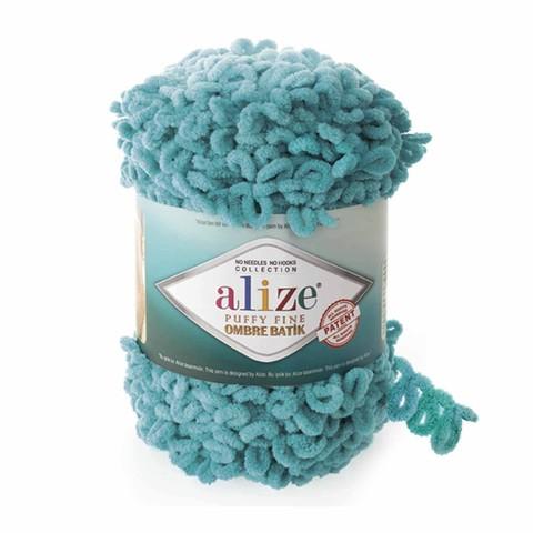Puffy Fine Ombre Batik (Alize)