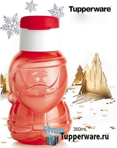 Эко бутылка Дед Мороз рис.4