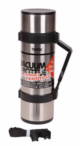 Термос Thermos NCB-18B, 1.8л. серебристый