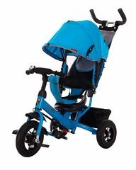 Велосипед Moby Kids Comfort 10x8 AIR Синий (641052)