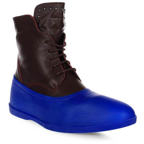 Галоши Rain-Shoes синие