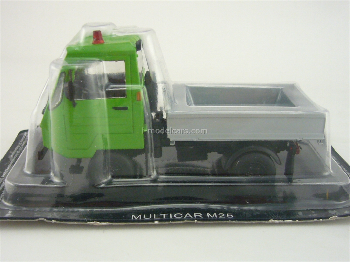 Multicar M25 1:43 DeAgostini Auto Legends USSR #167