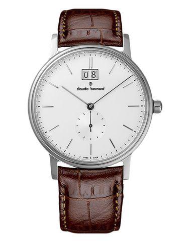 Купить мужские наручные часы Claude Bernard 64010 3 AIN по доступной цене