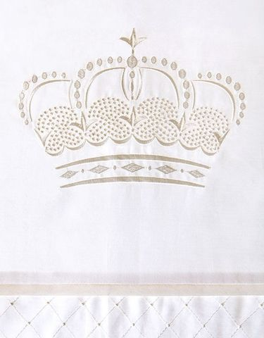 Чехол для бампера 390x45 Luxberry Queen