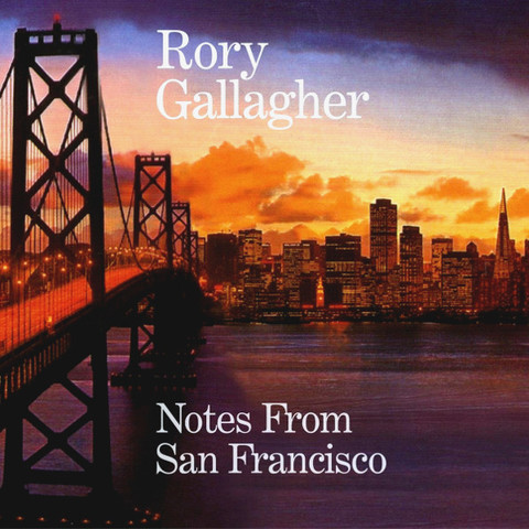 Rory Gallagher / Notes From San Francisco (LP)