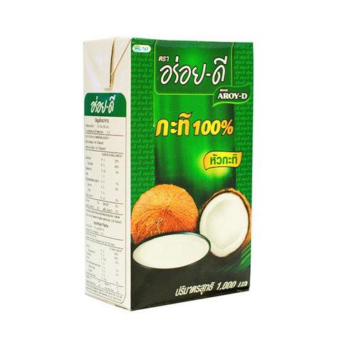 Молоко кокосовое Aroy-D 1л