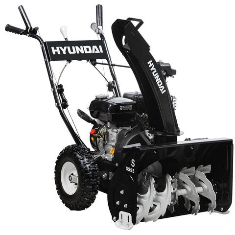 Снегоуборщик бензиновый Hyundai S5555